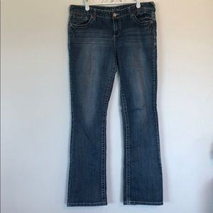 Maurice's Straight Jeans